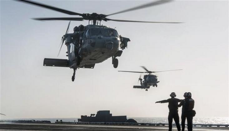 ABD, 70 IŞİD Teröristini Tenf Üssüne Taşıdı
