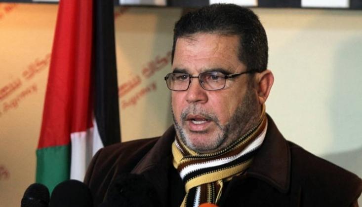 Hamas'tan Mahmut Abbas'a Tepki