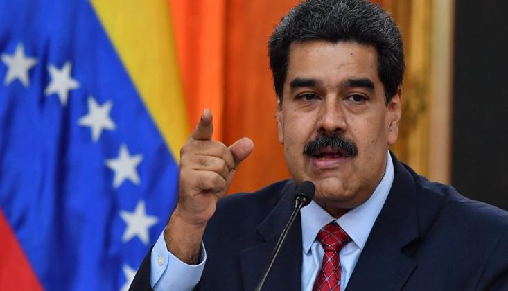 Venezüella Trump'ın Tehditleri Dolayısıyla BM Güvenlik Konseyi'ne Başvurdu