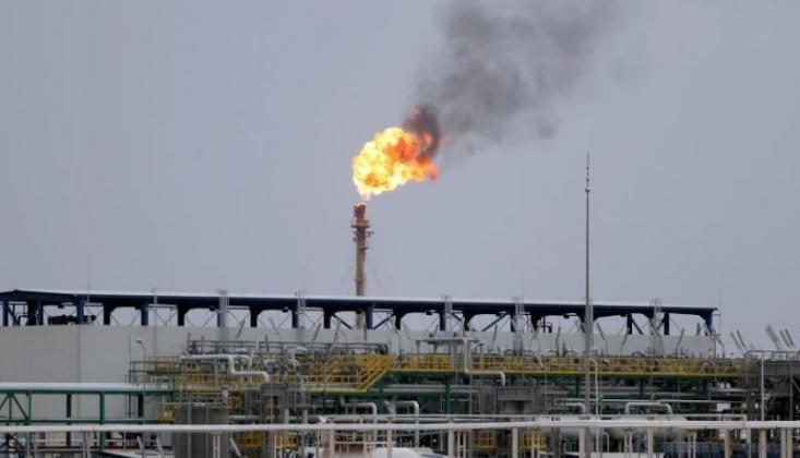 Irak, Suriye'den Doğal Gaz İthal Etmeyi Planlıyor