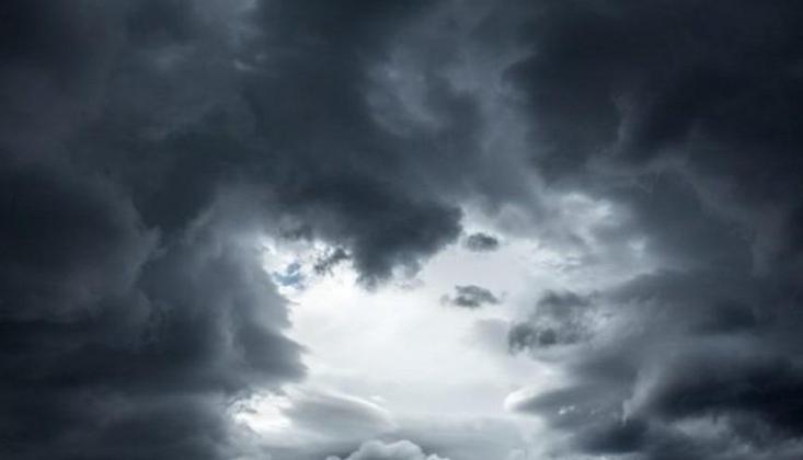 Yağış Geliyor Hava Durumu Değişiyor