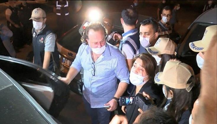 HDP Diyarbakır İl Eş Başkanları Tahliye Edildi