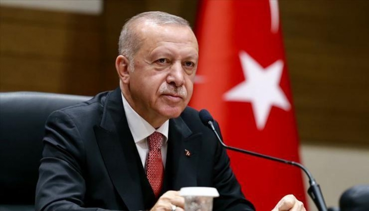 Çapsızların İrademizi Kırmasına İzin Vermeden Kanal İstanbul'u Yapacağız