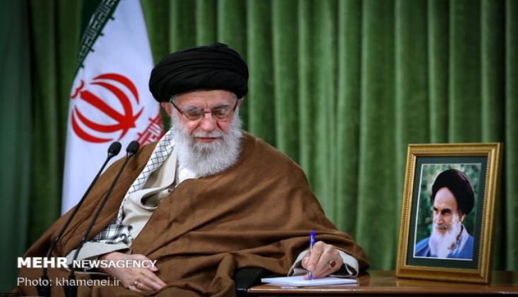 İslam Devrimi Lideri'nden Merhum Memduhi İçin Başsağlığı Mesajı