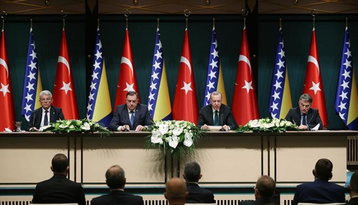 Erdoğan: Arabistan Türkiye'den SİHA İstiyor, Kimin Eli Kimin Cebinde Belli Değil!