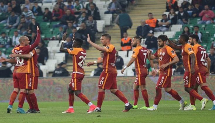 Galatasaray 5 Eksikle Gaziantep Karşısında