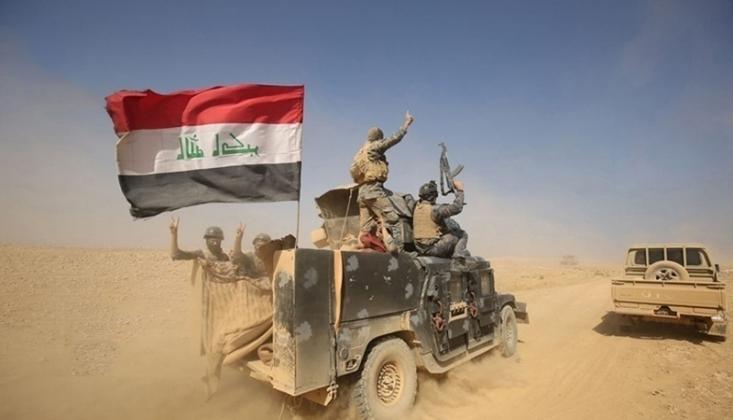 Irak'ta Terör Örgütü IŞİD'in İki Saldırısı Engellendi