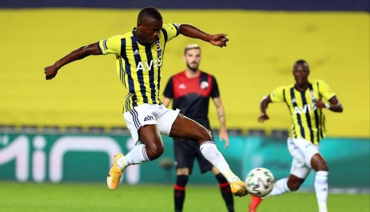 Fenerbahçe Sahasında Karagümrük'e Dur Dedi