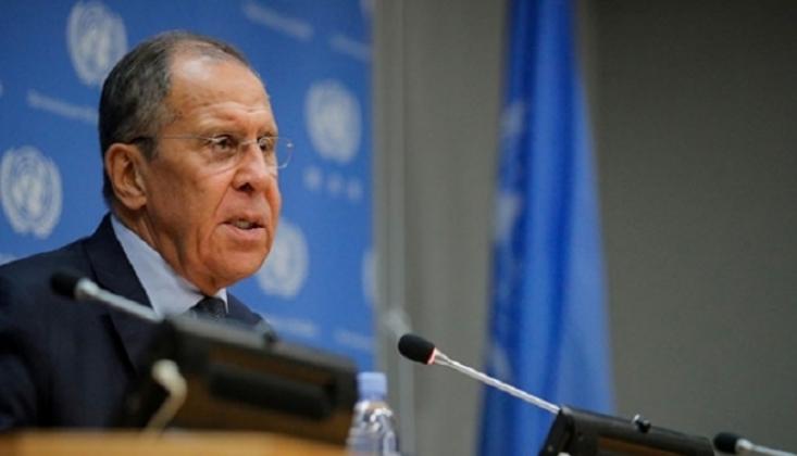 Lavrov: Ankara Haklı