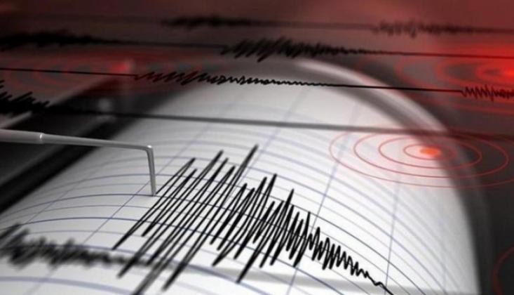 Akhisar'da 4 Şiddetinde Deprem