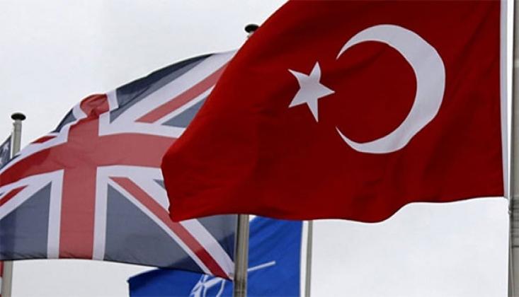 İngiltere: Türkiye ile Salı Günü Serbest Ticaret Anlaşması İmzalanacak