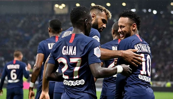 PSG İki Maç Daha Oynuyor