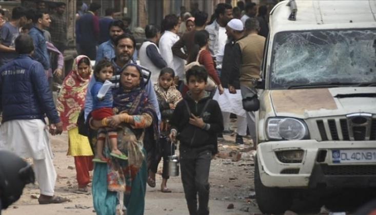Hindistan'da Milyonlarca Müslüman Tehlikede
