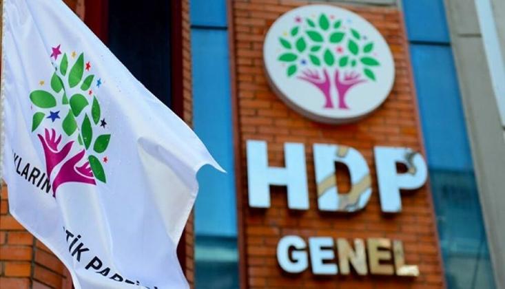 HDP'ye İkinci Kapatma Davası Açıldı