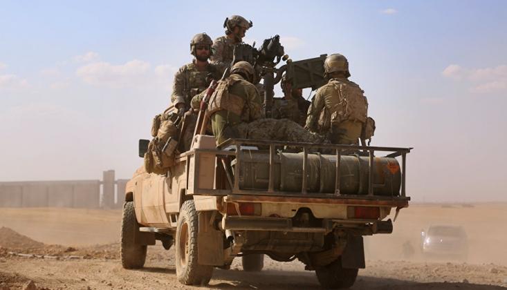 ABD, Suriye'deki Askeri Birliklerini Geri Çekecek!