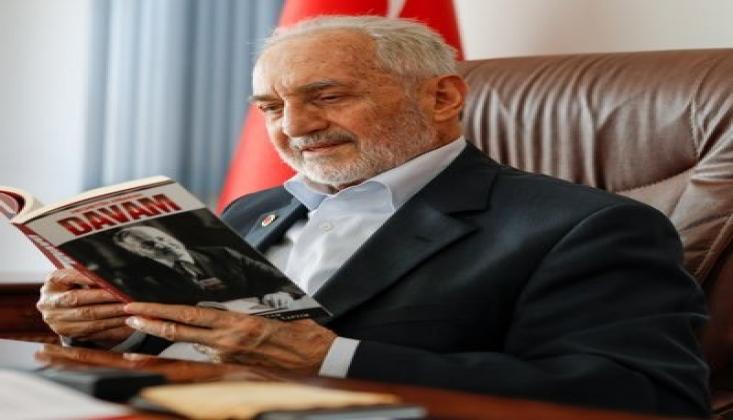 Asiltürk'ten Saadet Partililere Çıkış: İtaat Sözü Verdiniz
