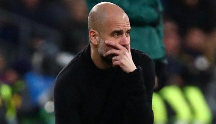 Guardiola'ya Büyük Şok!