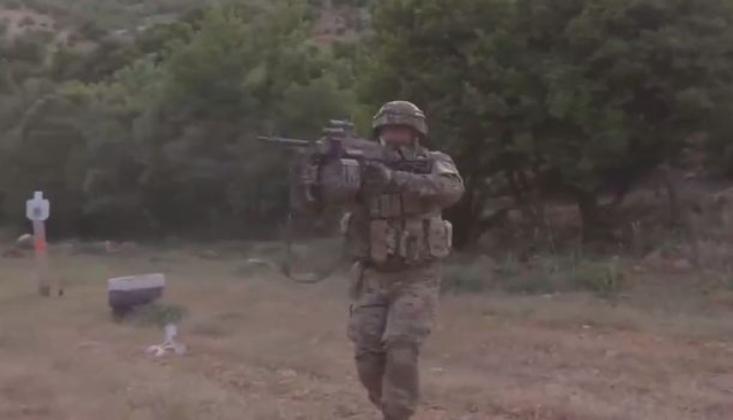Hizbullah Özel Kuvvetlerinin Eğitim Görüntüleri Yayınlandı / Video