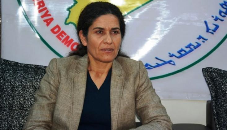 DSM Yürütme Kurulu Başkanı: Kürtler, Suriye Ordusuna Katılmaya Hazır