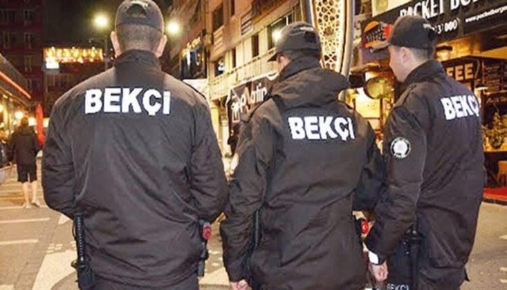 İstanbul'da Görevlendirilmek Üzere 400 Bekçi Alınacak