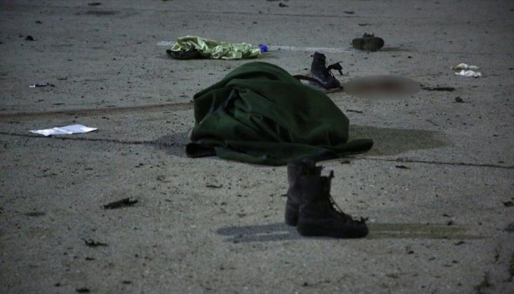 Libya'da Askeri Okula Saldırı