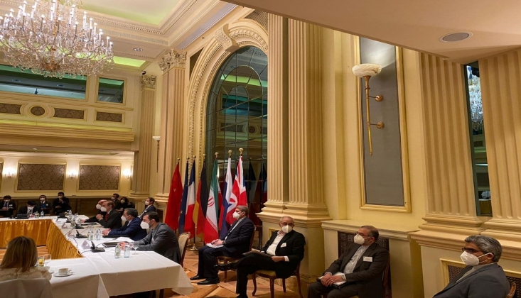 Viyana'da İki Çalışma Grubu Kuruluyor