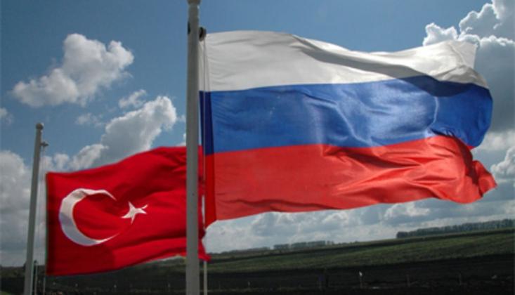 Rus Dışişleri'nden Türk Heyetin Moskova'daki Suriye Temasları Hakkında Açıklama