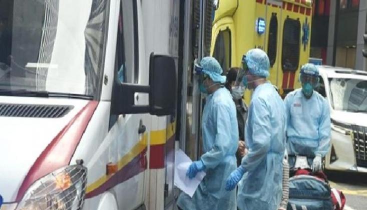 Coronavirüsten Ölenlerin Sayısı 909'a Yükseldi