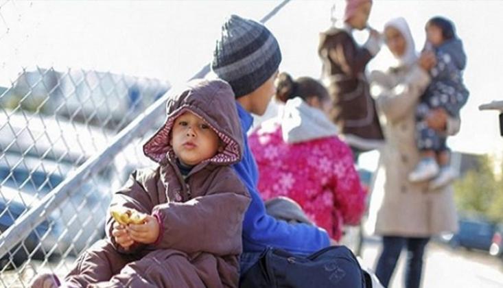 853 Suriyeli Ülkelerine Döndü