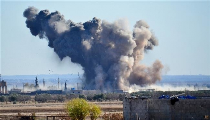 Suudi Rejim Sivillerin Evlerini Bombaladı