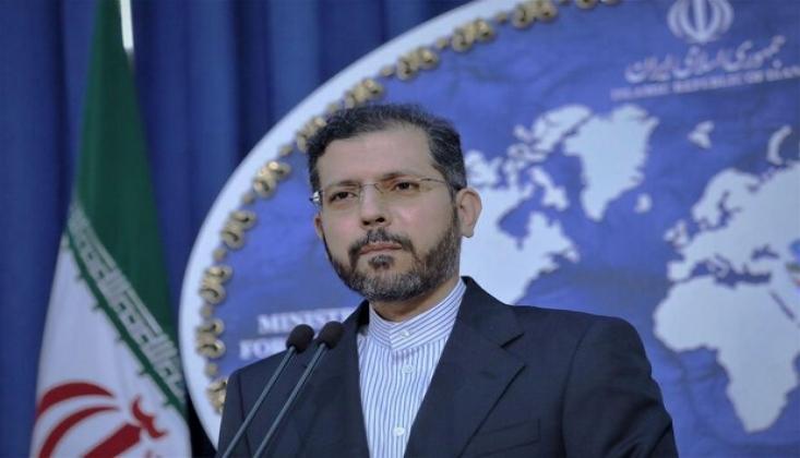 İran Dışişleri Filistin Direnişinin Zaferini Kutladı