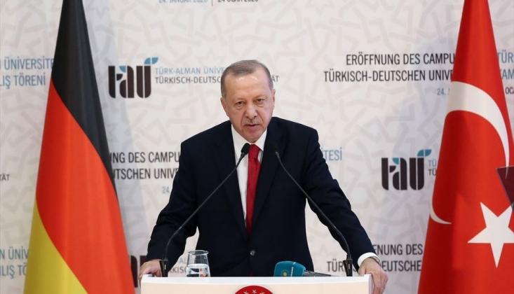 Erdoğan: Libya'daki Kaos Ortamı Tüm Akdeniz Havzasını Etkileyecektir