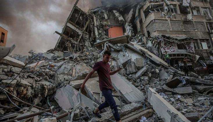 Gazze'de Evler Yeniden İnşa Edilecek