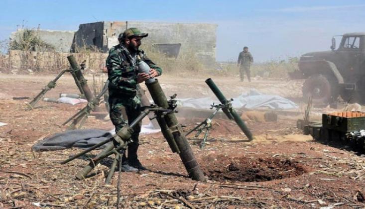 Suriye ve Rusya'dan Ortak İdlib Açıklaması