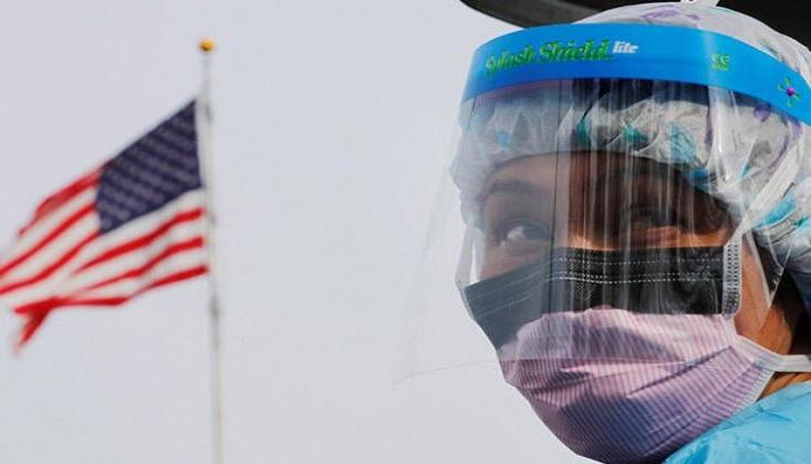 ABD'de Koronavirüsten Bir Günde 920 Can Kaybı