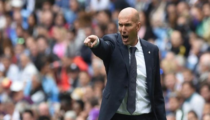 Zidane'ın Galatasaray Planı Ortaya Çıktı!
