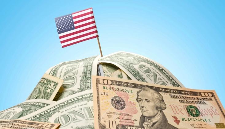 Amerika'nın Bütçe Açığı 1 Trilyon Doları Aştı