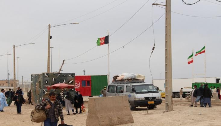 'Afganistan İran Sınırı Güvende'