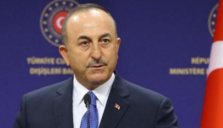 Çavuşoğlu İran, Cezayir, Pakistan ve Rusya Dışişleri Bakanları ile Kudüs'ü Görüştü
