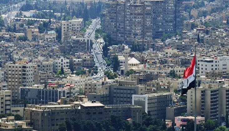 Kürtler, Şam'ın Kanatları Altına Girmek Zorunda