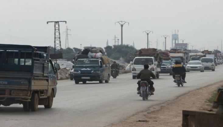 İdlib Gerilimi Azaltma Bölgesindeki 3 Geçiş Noktası Kapatılıyor