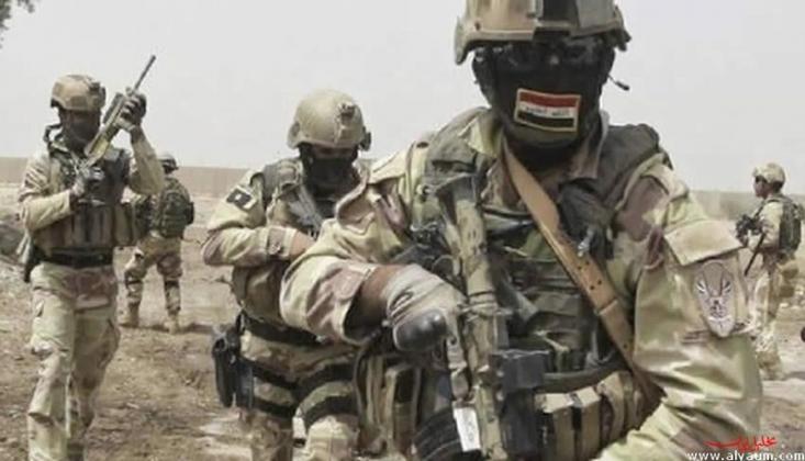 Irak'ın Kuzeyinde 12 IŞİD Teröristi Öldürüldü