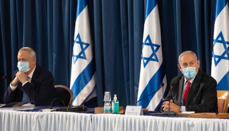 Siyonist İsrail Savaş Bakanı Netanyahu'ya Hakaret Etti
