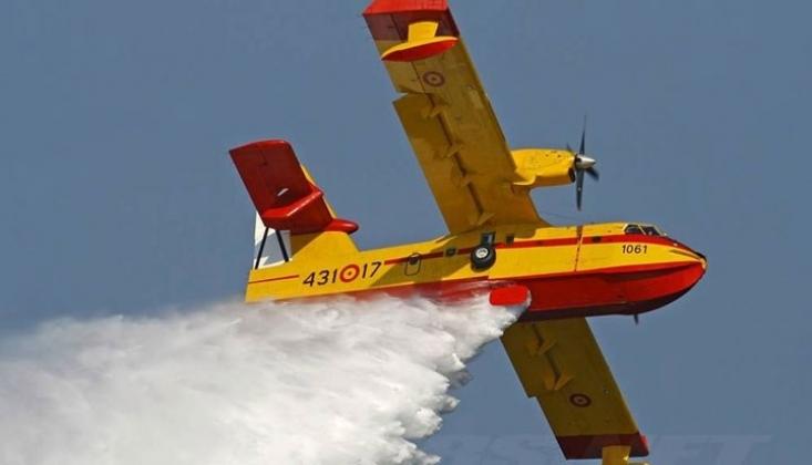 THK Uçakları Yangın Söndürmede Kullanılmadı; Bakan 'Antikacı Dükkanı Gibi' Dedi