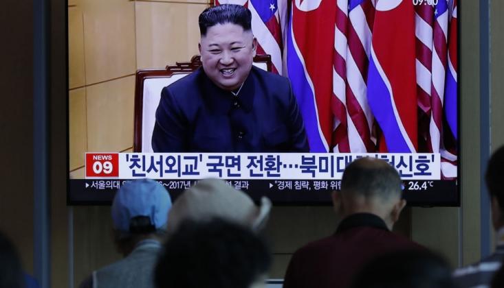 Kuzey Kore Artık Saldırgan Güvenlik Politikası Uygulayacak