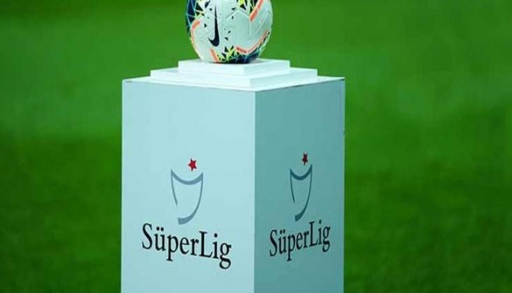 İşte Süper Lig'de Puan Durumu