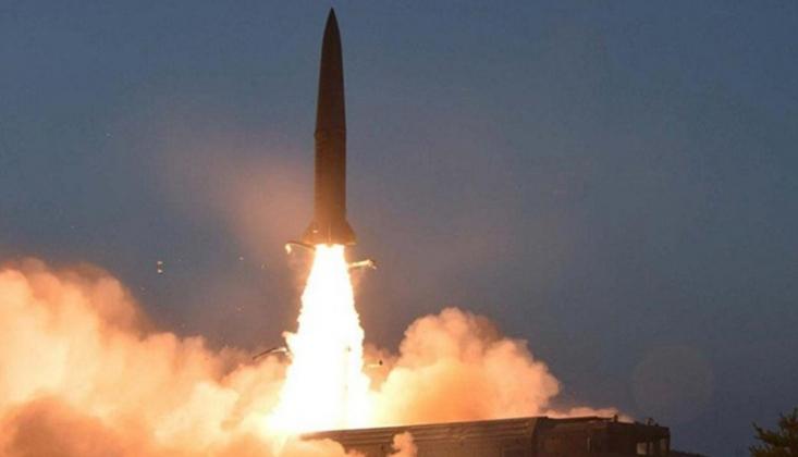 Kuzey Kore'den Yeni Füze Denemeleri