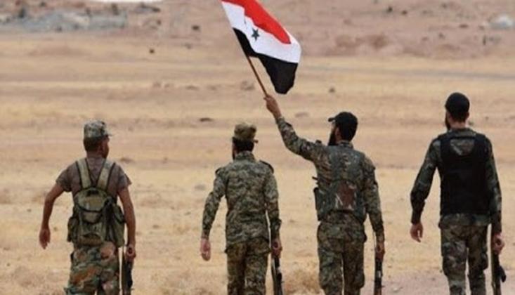 Suriye Ordusu El-Ertab Şehrine Yaklaştı
