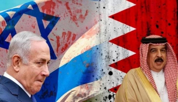 Bahreyn, İsrail'in İşlediği Suçlara Ortak Oluyor