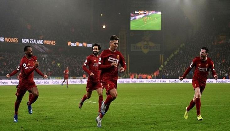 Liverpool Ortalığı Yakıyor!